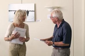 Opening tentoonstelling 4 juni - foto Frans Rentink