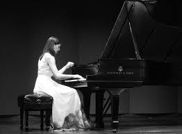 Eline Bergmann, pianiste
